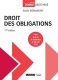 Alain Bénabent - Droit des obligations.
