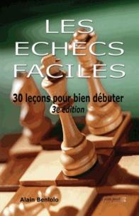 Les échecs faciles - 30 leçons pour bien débuter.pdf