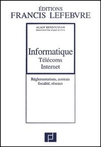 Deedr.fr Informatique Télécoms Internet. - Réglementations, contrats, fiscalité, réseaux Image