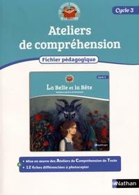 Deedr.fr Ateliers de compréhension Cycle 3 La Belle et la Bête - Fichier pédagogique Image
