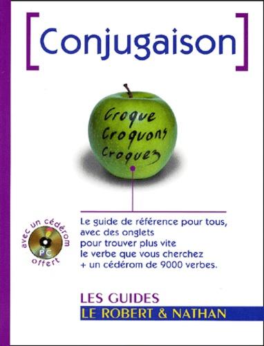 Conjugaison Des Verbes Francais Avec Cd Rom De Alain Bentolila Livre Decitre