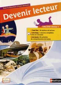 Devenir lecteur - Collège niveau 1.pdf