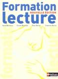 Alain Bentolila et Claude Bouthier - Formation lecture.