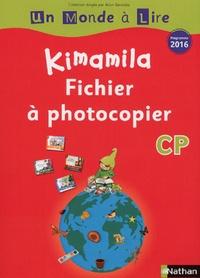 Alain Bentolila et Nadine Robert - Kimamila CP série rouge - Fichier.