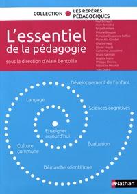 Alain Bentolila - L'essentiel de la pédagogie.