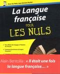 Alain Bentolila - La langue française pour les nuls.