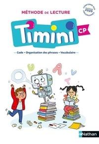 Alain Bentolila - Méthode de lecture Timini CP - Manuel de code.