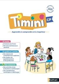 Alain Bentolila et Hélène Tachon - Méthode de lecture Timini CP - Guide et ressources pour la compréhension. 1 CD audio