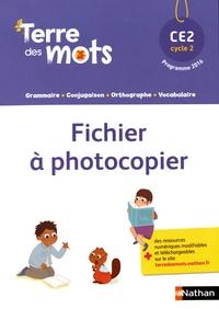Alain Bentolila - Terre des mots CE2 cycle 2 - Fichier à photocopier.