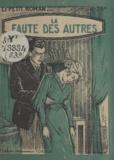 Alain Berger - La faute des autres.