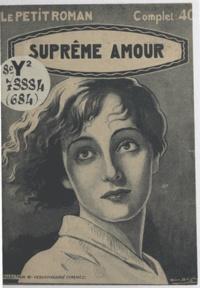 Alain Berger - Suprême amour.