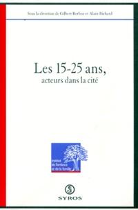 Alain Berlioz et Alain Richard - Les 15-25 ans, acteurs dans la cité - [colloque, janvier 1994, Grenoble.