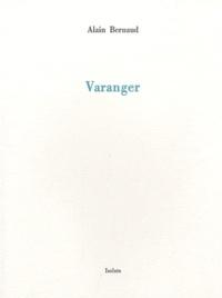 Alain Bernaud - Varanger.