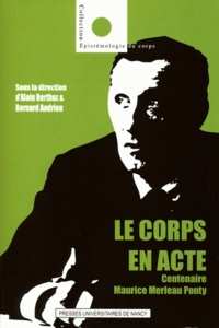 Era-circus.be Le corps en acte - Centenaire Maurice Merleau Ponty Image