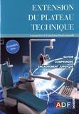 Alain Béry - Extension du plateau technique.