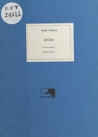Alain Bideau - Arias.
