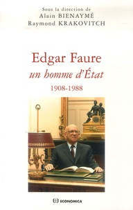 Deedr.fr Edgar Faure - Un homme d'Etat 1908-1988 Image