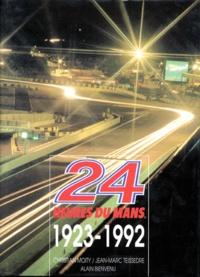 Alain Bienvenu et Christian Moity - 24 HEURES DU MANS 1923-1992 COFFRET 2 VOLUMES.