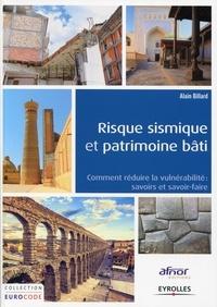 Histoiresdenlire.be Risques sismiques et patrimoine bâti - Réduction de la vulnérabilité : savoirs et savoir-faire Image