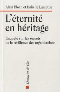 Deedr.fr L'éternité en héritage - Enquête sur les secrets de la résilience des organisations Image