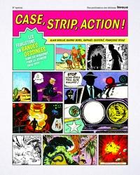 Alain Boillat et Marine Borel - Case, strip, action ! - Les feuilletons en bandes dessinées dans les magazines pour la jeunesse (1946-1959).