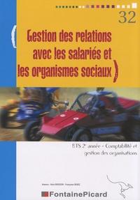 Feriasdhiver.fr Gestion des relations avec les salariés et les organismes sociaux BTS CGO 2e année Image