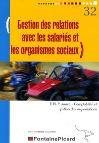 Deedr.fr Gestion des relations avec les salariés et les organismes sociaux BTS CGO 2e année Image