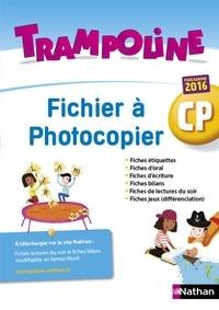 Alain Bondot et Christine Chevrier - Fichier à photocopier CP.