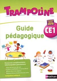 Alain Bondot et Christine Chevrier - Trampoline CE1 - Guide pédagogique.