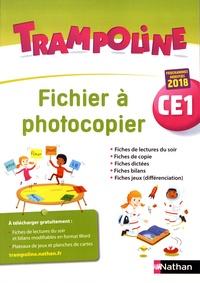Alain Bondot et Christine Chevrier - Trampoline CE1 - Fichier à photocopier.