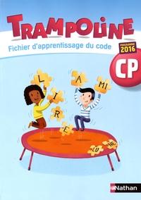 Alain Bondot et Christine Chevrier - Trampoline CP - Fichier d'apprentissage du code.