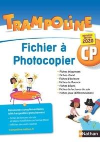 Alain Bondot et Christine Chevrier - Trampoline CP - Fichier à photocopier.