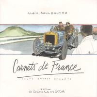 Alain Bouldouyre - Carnets de France - Coupe Gordon Bennett.