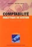 Alain Boutat et Jean-Marc Capraro - Comptabilité analytique de gestion.