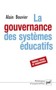 Alain Bouvier - La gouvernance des systèmes éducatifs.