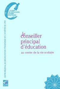 Alain Bouvier - Le conseiller principal d'éducation au centre de la vie scolaire.