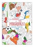Alain Boyer - Mon cahier de coloriages magiques... Très magiques ! - Couleurs, chiffres et foot.