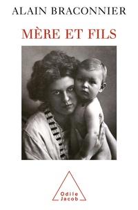 Alain Braconnier - Mère et fils.