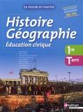 Alain Brélivet et Martin Fugler - Histoire Géographie 1re Tle Bac Pro - Livre de l'élève.