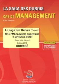 Ucareoutplacement.be La saga des Dubois - Tome 2, Une PME familiale apprivoise le management - Corrigé Image