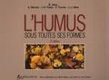 Alain Brêthes et Jean-François Ponge - L'humus sous toutes ses formes.