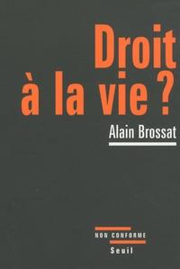 Droit à la vie ?.pdf