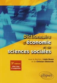 Alain Bruno et Christian Elleboode - Dictionnaire d'économie et de sciences sociales.