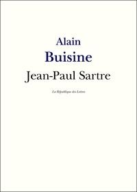 Alain Buisine et La République des Lettres - Jean-Paul Sartre - Brève histoire de l'Existentialisme.