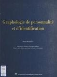 Alain Buquet - Graphologie de personnalité et d'identification.