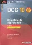 Alain Burlaud - Comptabilité approfondie DCG 10 - Manuel.