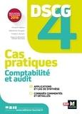 Alain Burlaud - Comptabilité et audit DSCG 4 - Cas pratiques, corrigés.