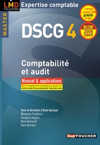 Alain Burlaud - Comptabilité et audit - Manuel et applications.