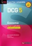 Alain Burlaud et Rémi Leurion - DCG 5 Economie - Manuel et applications.