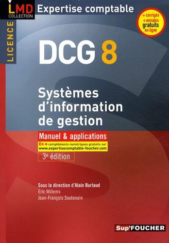 DCG 8 Systèmes d'information de gestion 3e édition
